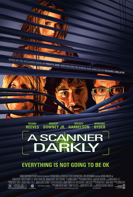 Scanner Poster