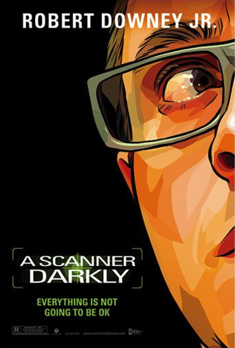 A Scanner Dakly Poster
